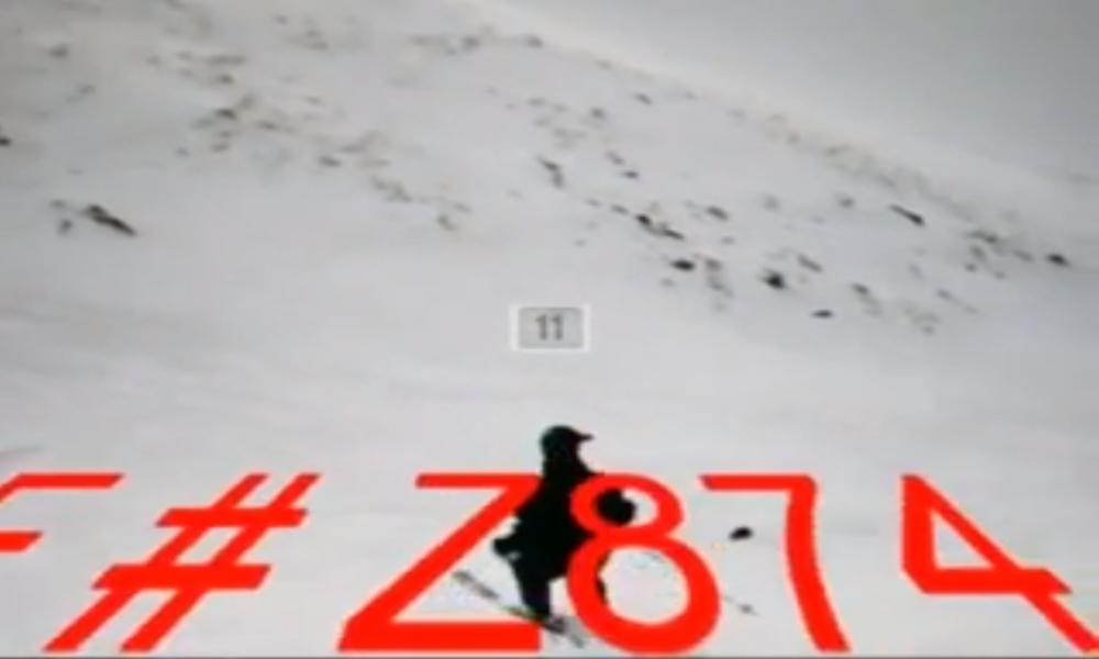 Tape # Z874