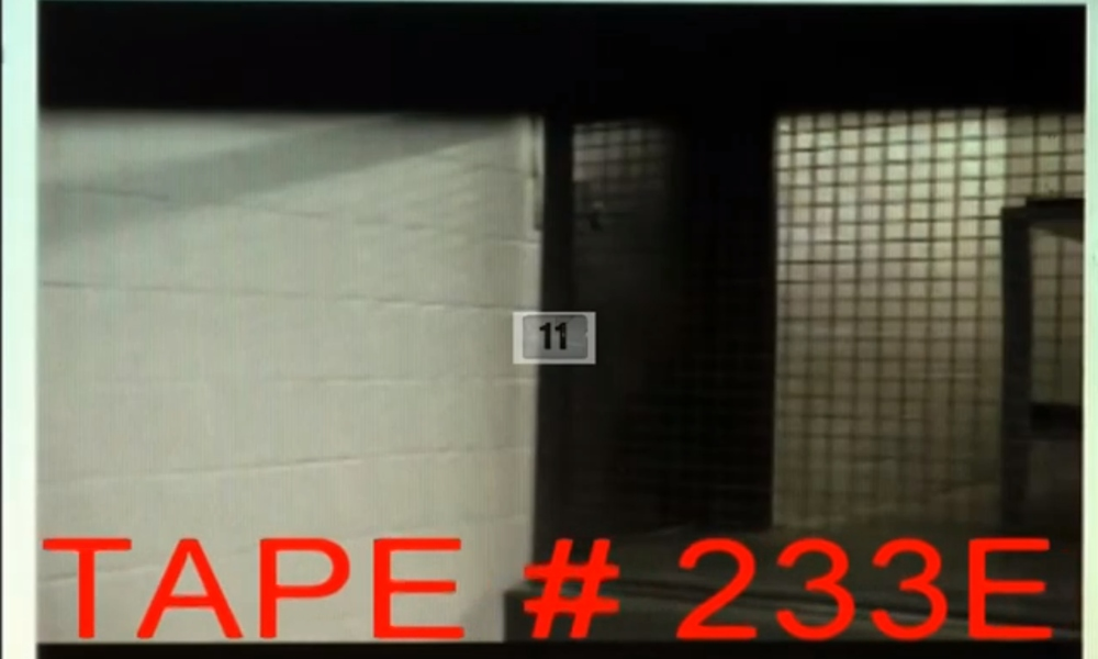 Tape # 233E