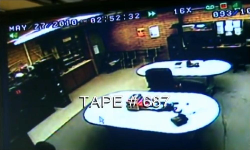 Tape # 687