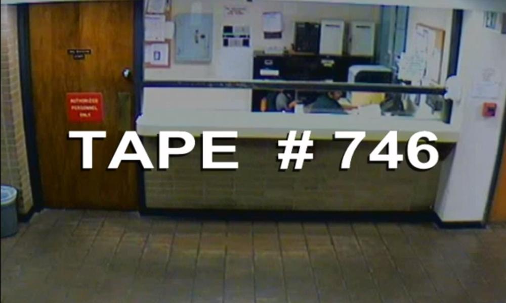 Tape # 746