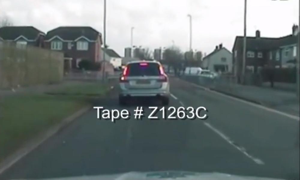 Tape # Z1263C
