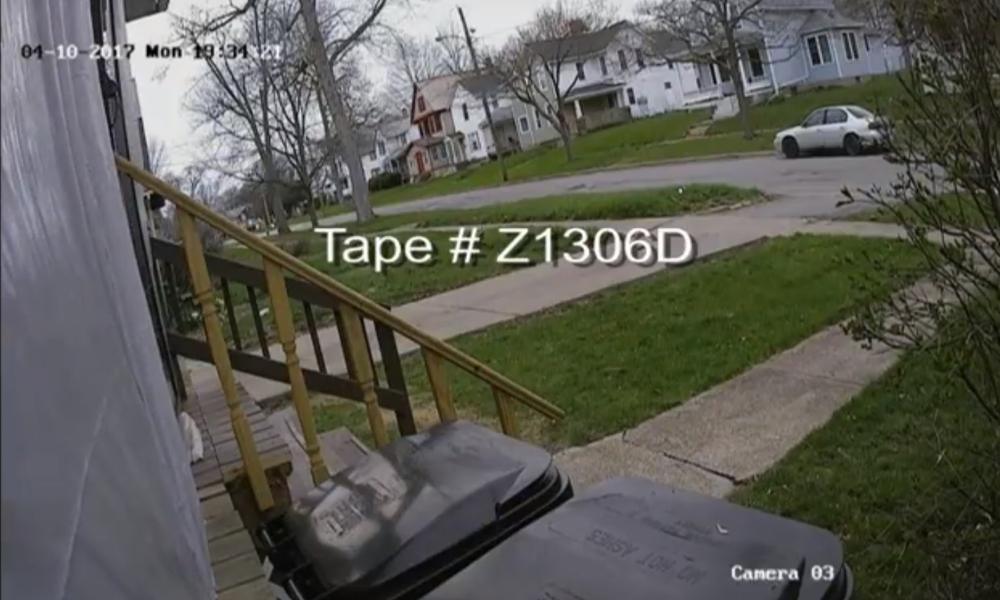 Tape # Z1306D