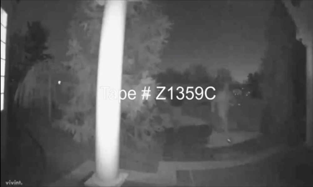 Tape # Z1359C