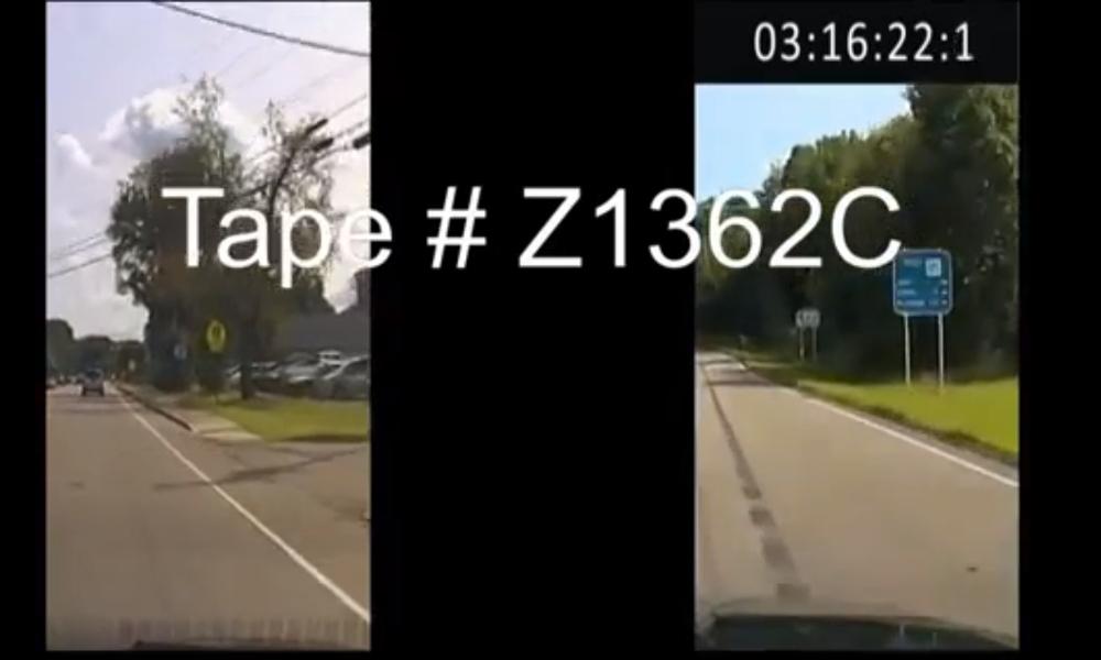 Tape # Z1362C