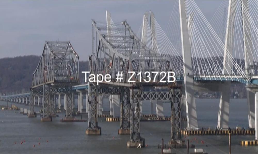 Tape # Z1372B