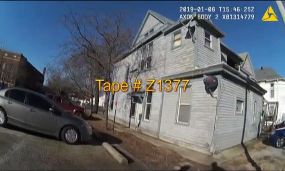 Tape # Z1377
