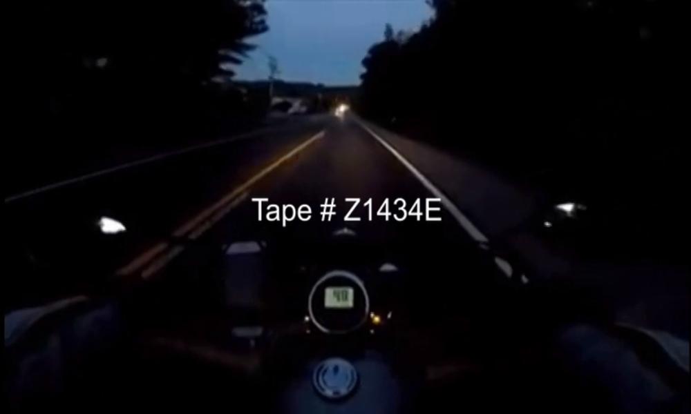 Tape # Z1434E