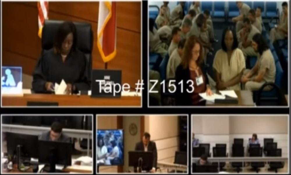 Tape # Z1513