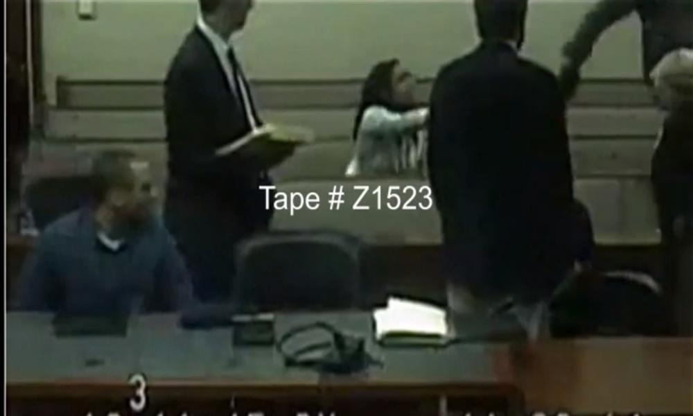 Tape # Z1523