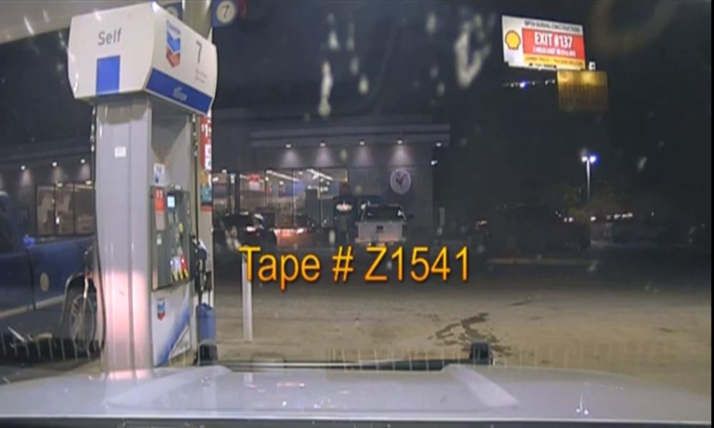 Tape # Z1541