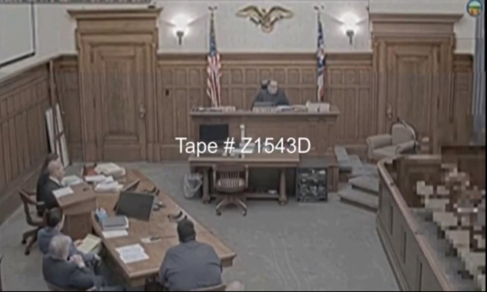 Tape # Z1543D
