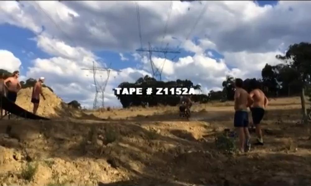 Tape # Z1152A