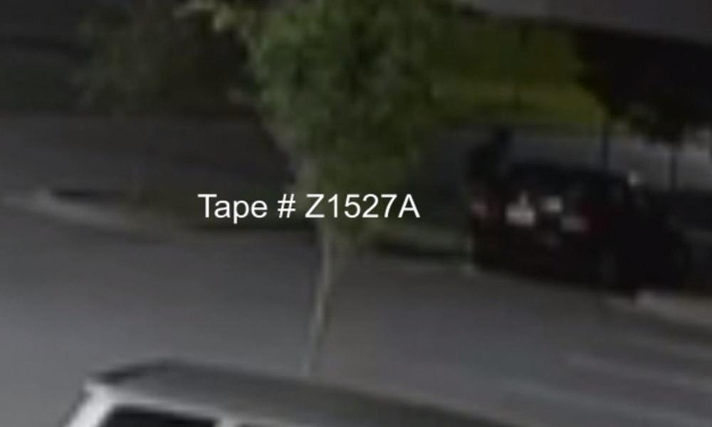 Tape # Z1527A