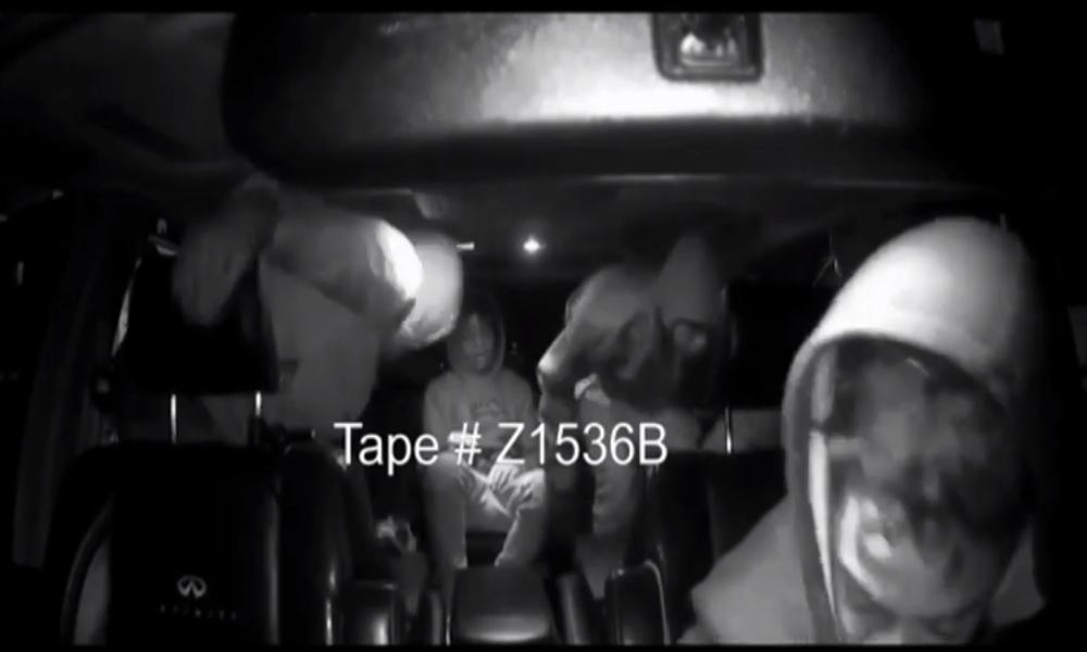 Tape # Z1536B