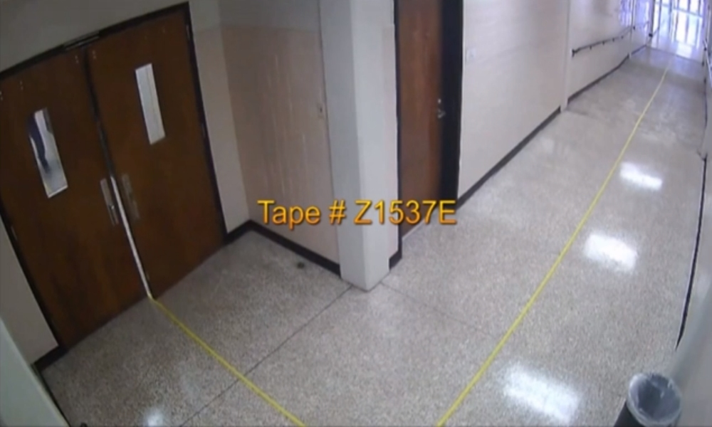 Tape # Z1537E