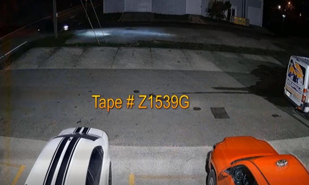 Tape # Z1539G